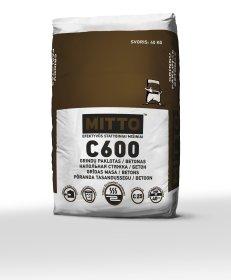 Sausas betonas MITTO C 600, 40 kg