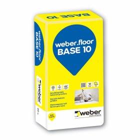 Sausas betonas Weber weber floor BASE 10