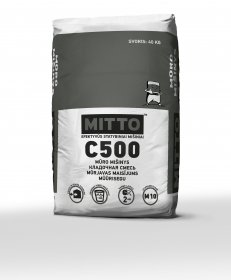 Mūro mišinys MITTO C500, 40 kg