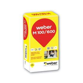 Mūro mišinys klinkerinei plytai Weber Weber 52