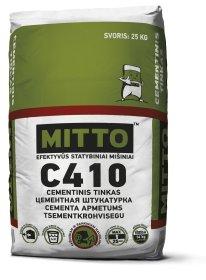 Tinko mišinys MITTO C410, 25 kg