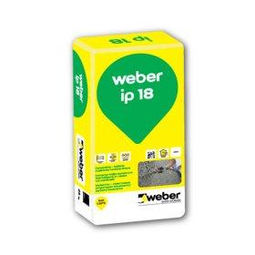 Tinko mišinys Weber IP 18