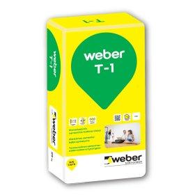 Tinko mišinys Weber T-1