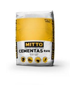 Cementas MITTO CEM II/A-LL, 35 kg
