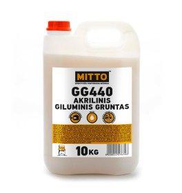 Akrilinis giluminis gruntas MITTO GG440 10 kg