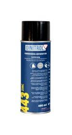 Gruntas DINITROL 443 Zink Spray 400 ml purškiamas
