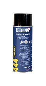 Danga DINITROL 444 400 ml Cinko ir aliuminio purškiama