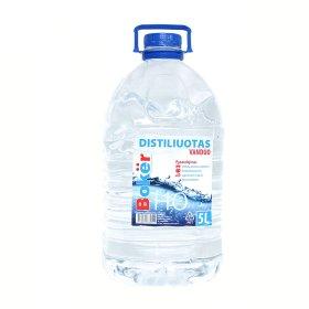 Distiliuotas vanduo BOKER, 5L