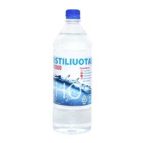 Distiliuotas vanduo BOKER 1L