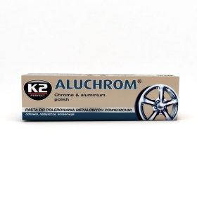 Automobilinė poliravimo pasta K2 chromui 120 g.