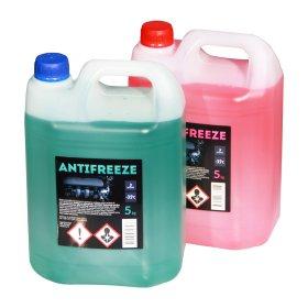 Aušinimo skystis ANTIFREEZE -35*C, 5kg, žalias
