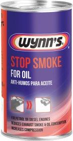 Skystis mažinantis variklio dūmingumą WYNN'S Priedas sumažinantis dūmingumą 325 ml.
