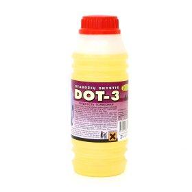 Stabdžių skystis   DOT-3, 0,5 kg ,