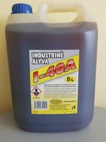 Industrinė alyva I-40, 5l