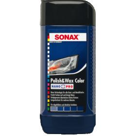 Polirolis SONAX Polish and Wax, mėlynas