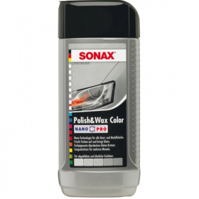 Polirolis su vašku automobilinis SONAX Sidabrinis 250 ml