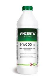 Priešgaisrinė priemonė medienai INWOOD FIRE, 1 l