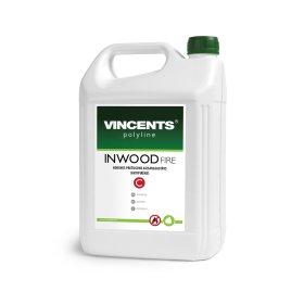 Priešgaisrinė priemonė medienai INWOOD FIRE, 10 l