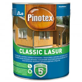 Medienos impregnantas PINOTEX CLASSIC LASUR, 3 l