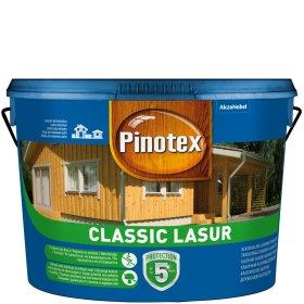 Medienos impregnantas PINOTEX CLASSIC, 10 l oregonas, matinis