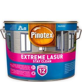 Medienos impregnantas PINOTEX EXTREME LASUR,  10 l, baltos spalvos