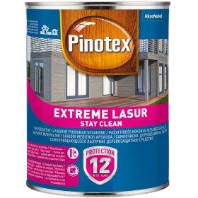 Medienos impregnantas PINOTEX EXTREME LASUR,  1 l, tikmedžio spalvos