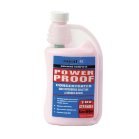 Plastifikatorius BOND IT POWER PROOF, koncentruotas, 500 ml
