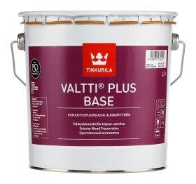 Medienos antiseptikas TIKKURILA Valtti Plus Base, 2,7 l