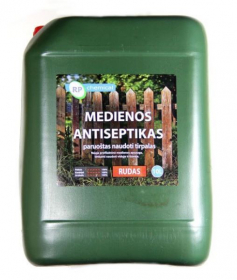 Medienos antiseptikas RP Chemical 10 l