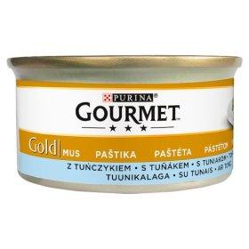 Paštetas katėms GOURMET Gold su tunu FRISKIES