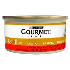 Paštetas katėms GOURMET Gold