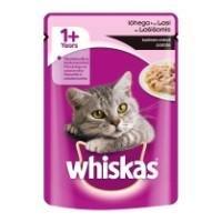 Guliašas katėms WHISKAS Pouch, 100 g