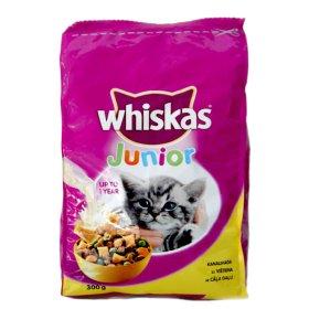 Sausas kačiukų ėdalas WHISKAS Junior, 300 g