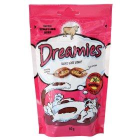 Skanėstas katėms DREAMIES 60 g