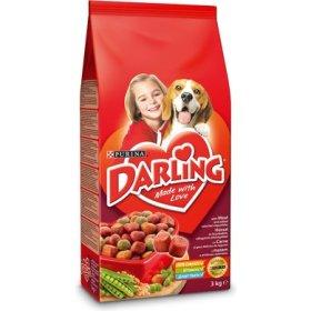 Sausas ėdalas šunims DARLING 3 kg
