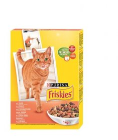 Sausas ėdalas katėms FRISKIES