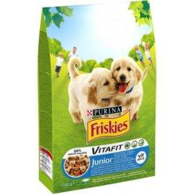 Sausas ėdalas šuniukams FRISKIES JUNIOR, 500 g