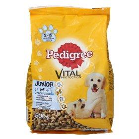 Sausas ėdalas šuniukams PEDIGREE JUNIOR, 500 g