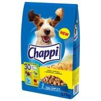 Sausas ėdalas šunims CHAPPI 2,7 kg