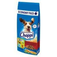 Sausas ėdalas šunims CHAPPI 13, 5 kg su jautiena ir paukštiena