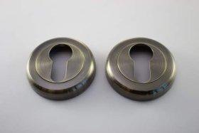 Apyraktė durų MUZ-20-PZ, spalva auksas/bronza, tinka su MRO-32 ir MRO-33 rankenomis