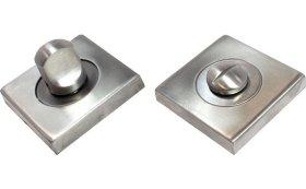 Apyraktė durų E8Y-WC, nerūdijantis plienas,  5x5 mm, tinka su SKT-S036 rankena