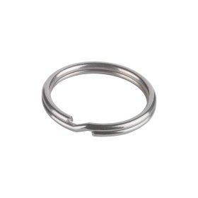 Raktų žiedas D16, 6 vnt. nikelio sp., SUKI