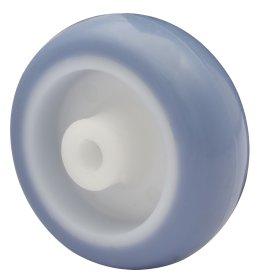 Atsarginis ratukas ECO, d-50 mm, termoplastiko guma, minkštas, apkrova - 50 kg.