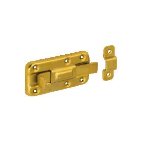 Durų skląstis DMX, WZTW 80 80x40x1,0 mm, 8551