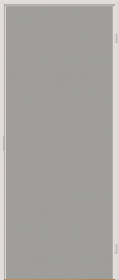 Durų stakta VILJANDI HOR9 Baltos spalvos, horizontali, 92 mm.