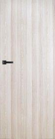 Laminuotų durų varčia INVADO NORMA DECOR 1 Matmenys 844 x 2040 x 40 mm, coimbros spalvos, kairinės, B402, UŽS