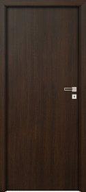 Laminuotų durų varčia INVADO NORMA DECOR 1 Matmenys 844 x 2040 x 40 mm, kilmingo ąžuolo spalvos, kairinės, B541, UŽS