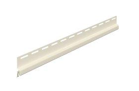 PVC pradžios profilis SV 11 SIDING VOX  Ilgis 3,05 m