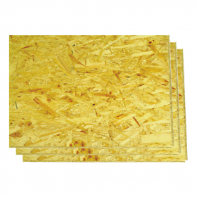 Orientuotų skiedrų plokštė OSB 3 Storis 6 mm, matmenys 1,25 x 2,50 m, 1 vnt - 3,125 m2